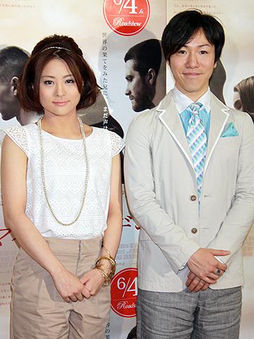 前田愛、夫・中村勘太郎と円満アピール「子どもは2、3人欲しい」