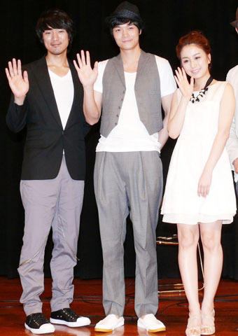 韓流スター、キム・ミンジュン「何よりも愛を優先させます」にため息
