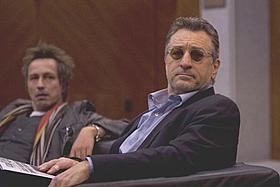 困っちゃったデ・ニーロさん「トラブル・イン・ハリウッド」