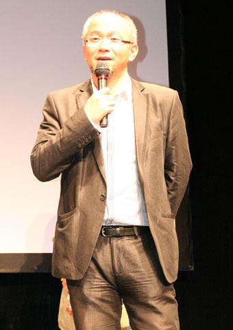 青山真治監督、短編「DOWN」でダメ人間へエール