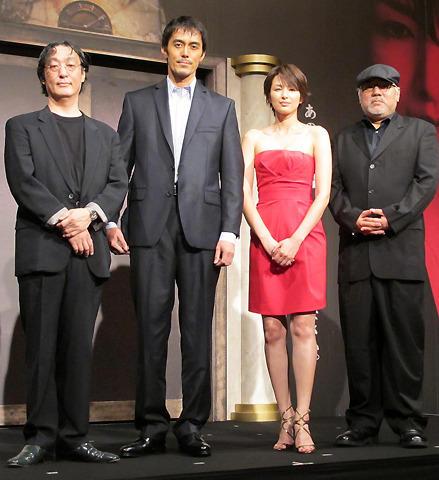 吉瀬美智子、魔性の女演じ「男性を翻ろうしてみたい」
