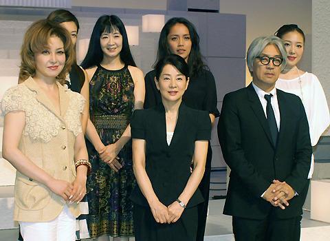 吉永小百合が坂本龍一ら口説き落とし 「平和の絆」コンサート