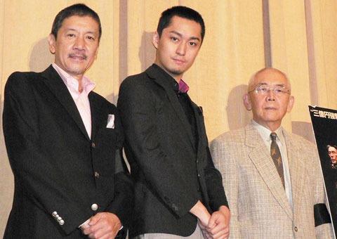 渡辺大、「ロストクライム」警察監修・飯田裕久さんの急死をしのぶ