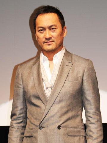 渡辺謙、帰国直後に舞台挨拶へ「間に合ってよかった」