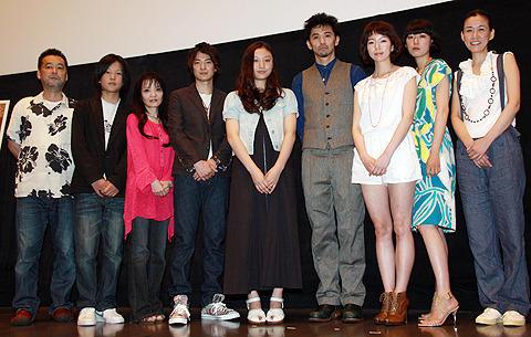 4時間38分の瀬々敬久監督最新作「ヘヴンズストーリー」が完成