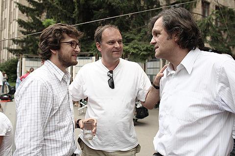 実在のスパイ事件を映画化「フェアウェル」監督 米仏大統領に思い入れ