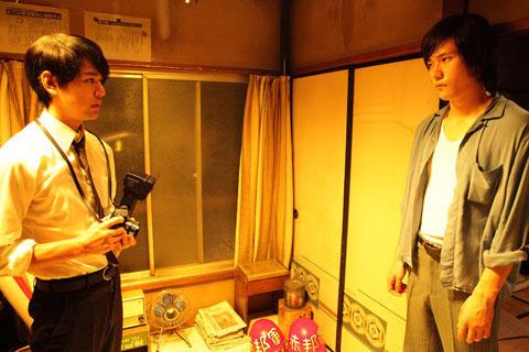 """妻夫木VS松ケン、初共演作「マイ・バック・ページ」撮影中に""""火花"""""""