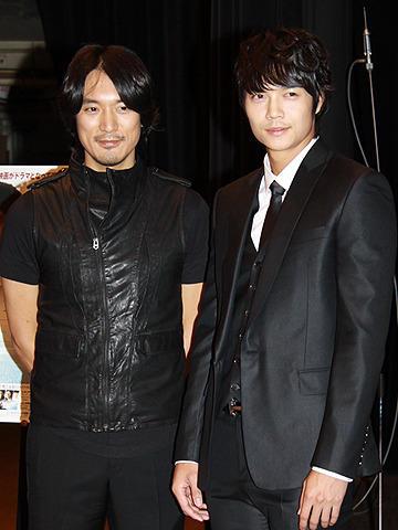 「チング」ドラマ版のイベントでキム・ミンジュン、ソ・ドヨン来日