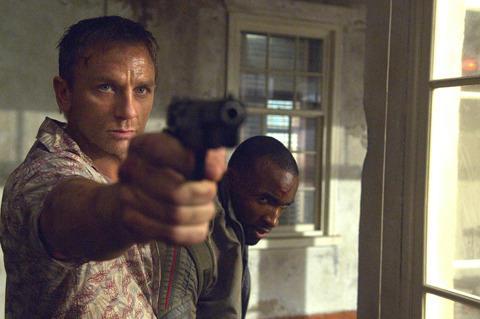 「007」シリーズ脚本家コンビが新作アクションスリラーに着手