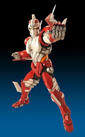ウルトラマンと共演する巨大ロボ「鋼鉄の武人・ジャンボット」解禁