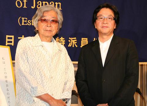 山田洋次監督、学生と共同の映画製作で「教えることも喜び」