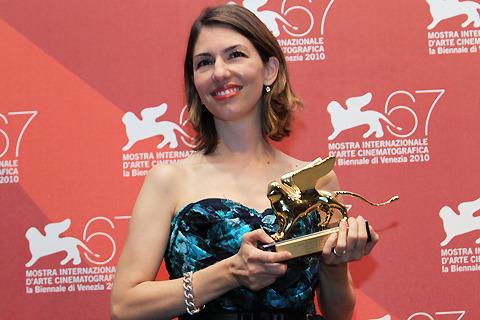 ベネチア映画祭閉幕 金獅子賞はソフィア・コッポラ監督作
