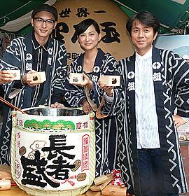 感動の実話が新潟から東京へ「おにいちゃんのハナビ」