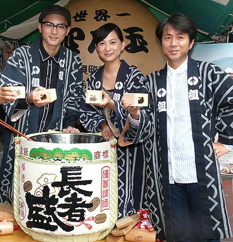 """谷村美月、新潟の""""お母さん""""との抱擁に感激しきり"""