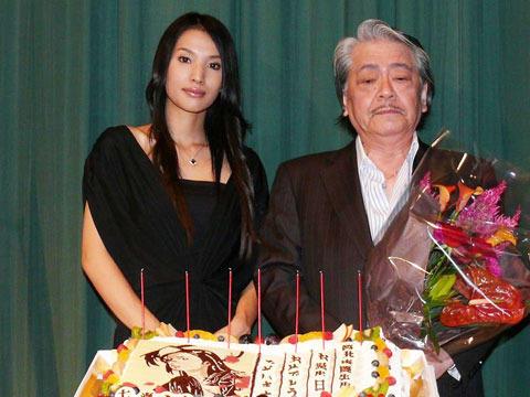筒井康隆「今までで一番七瀬らしい」と芦名星を絶賛
