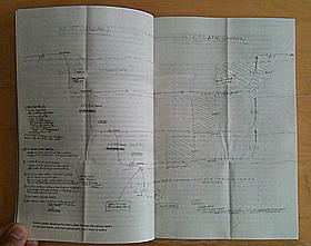 ノーラン監督の手描きによる「夢の構造図」「インセプション」