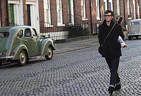 音楽界の英雄ジョン・レノンの生い立ちを描く「ノーウェアボーイ ひとりぼっちのあいつ」