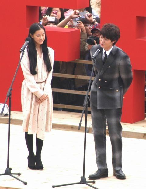 岡田将生、韓国女性1000人の心をわしづかみ