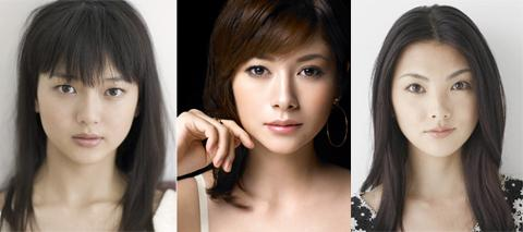 真木、麗奈、多部ら6女優が生田版「源氏物語」に結集