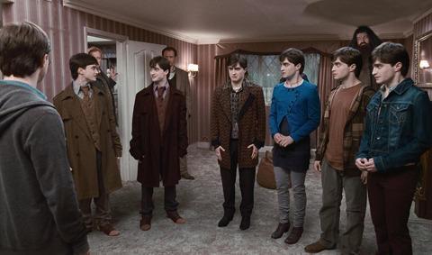 ダニエル・ラドクリフが1人7役 7人のハリー・ポッター登場シーン公開