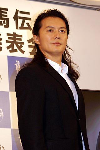"""""""福山龍馬""""が日中結ぶ? NHK大河「龍馬伝」アジア放送決定"""