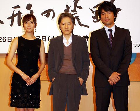 田村正和、初共演の生田斗真は「グッドルッキング」