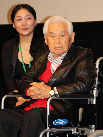 98歳・新藤兼人監督、49作目完成し「私自身に感謝している」