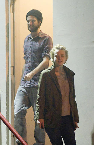 キャリー・マリガンとトム・スターリッジが交際?