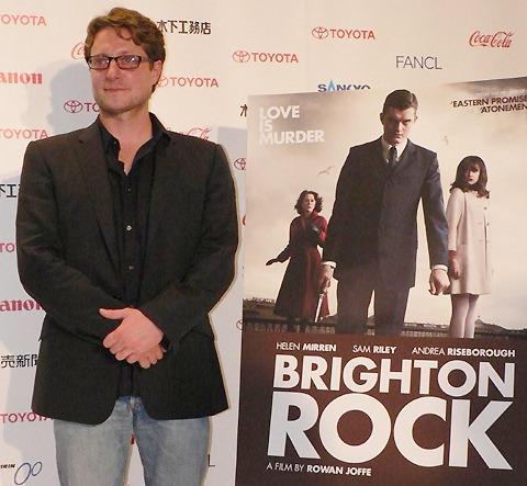 イギリスのジョフィ監督、リメイクは嫌いだけど「ブライトン・ロック」は別格