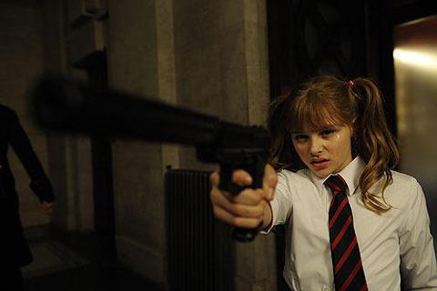 「キック・アス」子役ヒロインがハッキング&ストーカー被害に