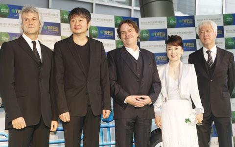 ニール・ジョーダン審査委員長、第23回東京国際映画祭を総括