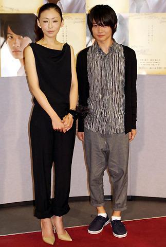 松雪泰子、全編無言で演技「眼球痛くなった」
