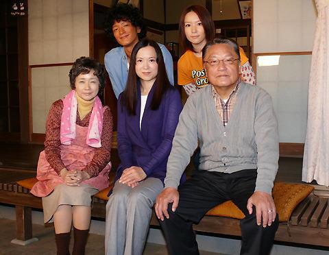 和久井映見、離婚決意のヒロイン演じ「毎日が特別な1日だと実感」