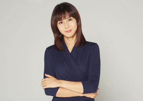 松嶋菜々子、アジア版「ゴースト」に抱く熱情の理由