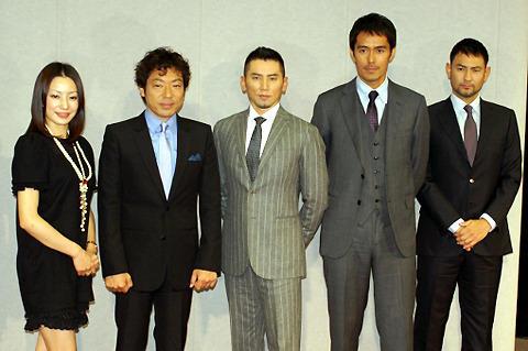 本木雅弘、今度はドラマで世界へ!「坂の上の雲」国際エミー賞候補に