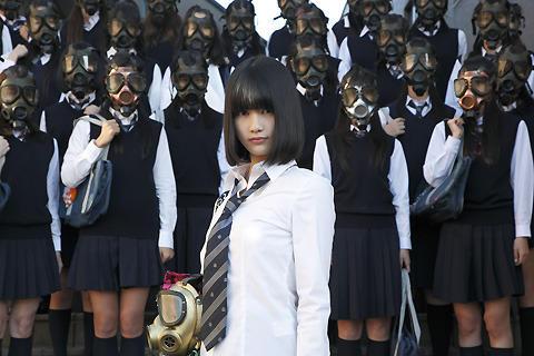「告白」で話題の美少女・橋本愛、「アバター」に主演決定