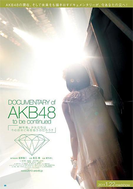 AKB48ドキュメンタリー映画、岩井俊二監督がプロデュース