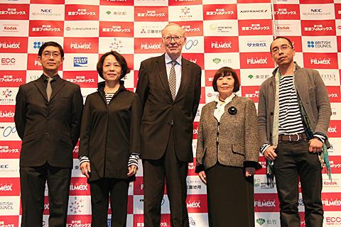 第11回東京フィルメックス、本年度パルムドール作で開幕!