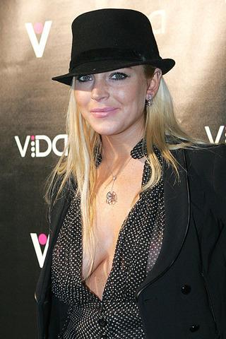 リンジー・ローハン、主演予定だったポルノ女優伝記映画をクビに