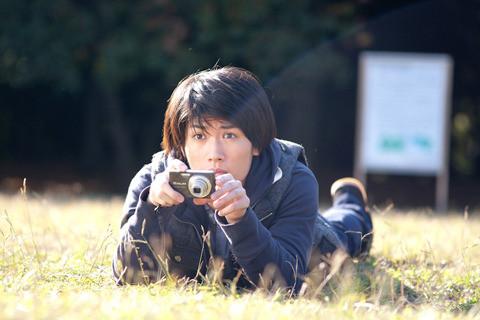 三浦春馬、「東京公園」で榮倉・小西・井川3女優と強力タッグ