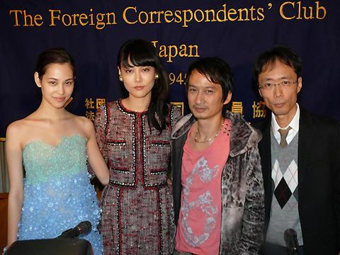 菊地凛子「ノルウェイの森」世界公開を強く願う