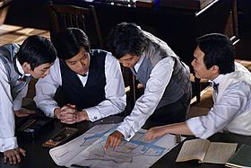 志茂田景樹の原作を映画化「学校をつくろう」
