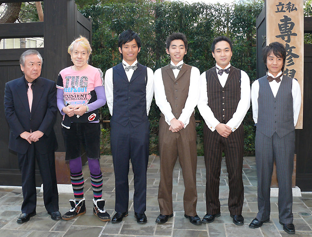 三浦友和の次男・貴大、映画初主演作完成も謙虚な姿勢崩さず