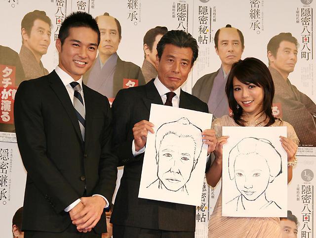 時代劇初挑戦の釈由美子、舘ひろしの恋愛三カ条に「良い婚活できそう」