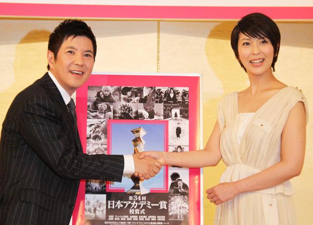 「悪人」旋風、日本アカデミー賞を席巻 優秀賞13部門を受賞