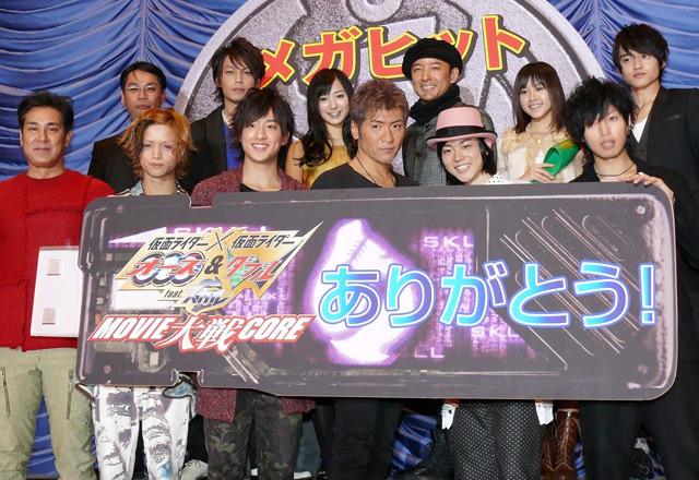 吉川晃司、仮面ライダー卒業宣言 「僕の役目終わった」と後輩にバトン