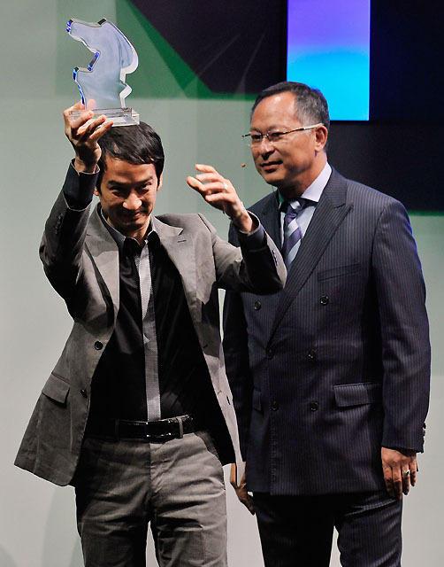 「ノルウェイの森」が第7回ドバイ国際映画祭で最優秀作曲賞を受賞