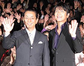 全国39カ所をめぐる舞台挨拶ツアーを敢行「男たちの大和 YAMATO」