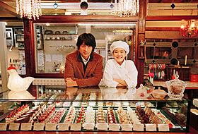 パティシエの心情をリアルに表現「洋菓子店コアンドル」