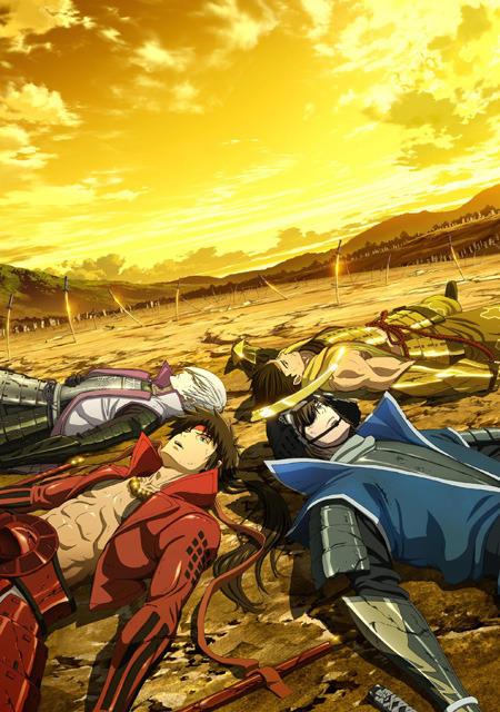 劇場版「戦国BASARA」公開は6月4日に決定